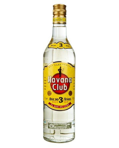 Rum Havana Club 3 years old
