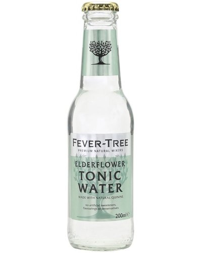 Tonic Fever Tree Elderflower Tonic 0,2 ltr
