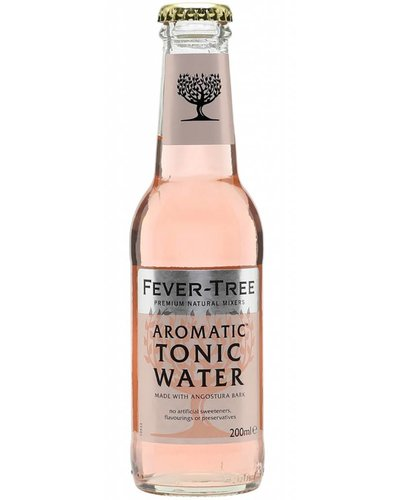 Tonic Fever Tree Aromatic Tonic 0,2 ltr