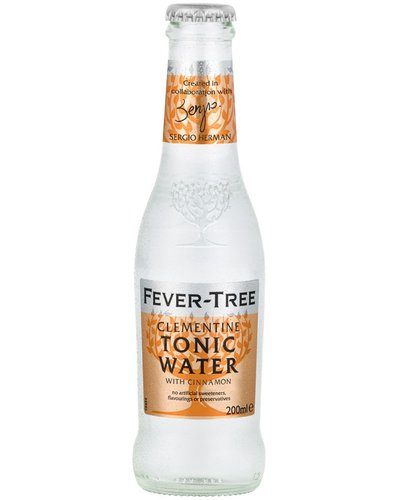 Tonic Fever Tree Clementine Tonic 0,2 ltr