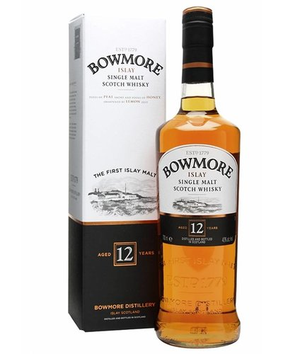 Whisky Bowmore 12 years old