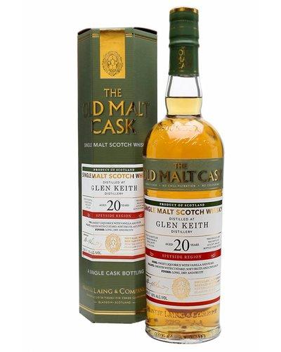 Whisky Old Cask Glen Keith 1996