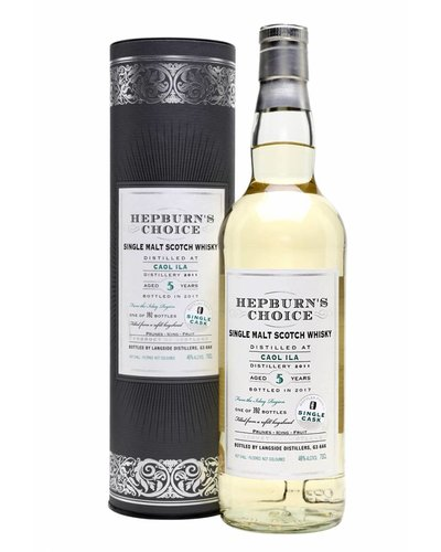 Whisky Hepburn's Choice Caol Ila 2010