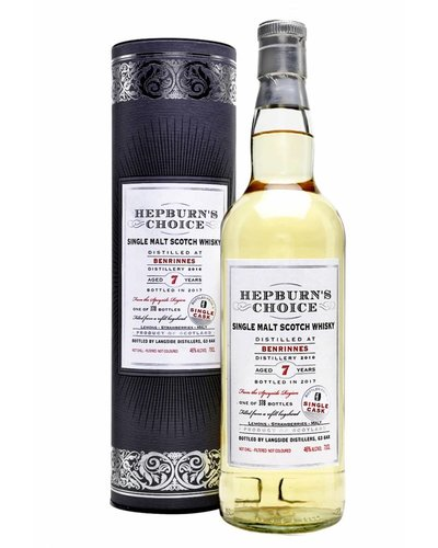 Whisky Hepburn's Choice Benrinnes 2009