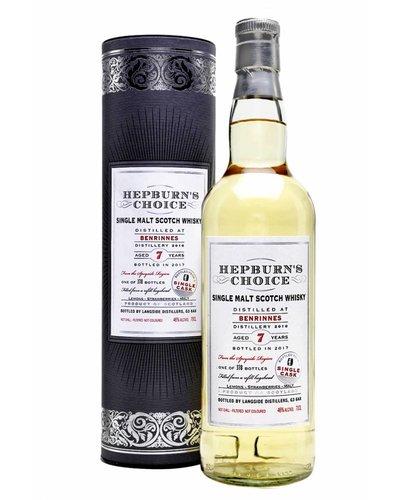 Whisky Hepburn's Choice Benrinnes 2009