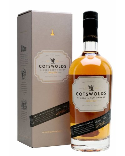 Whisky Cotwolds  single malt whisky