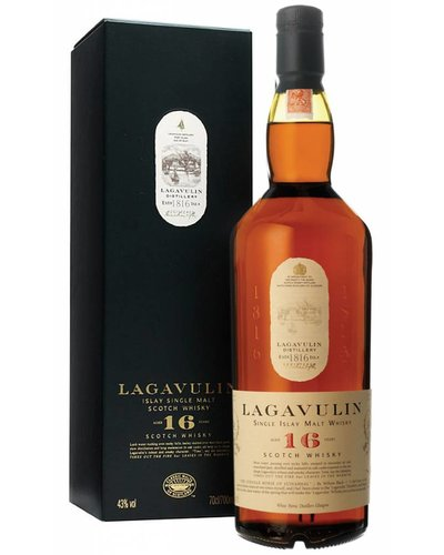 Whisky Lagavulin 16 years old