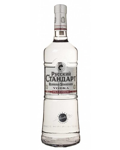 Vodka Russian Standard Platinum