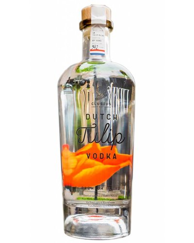Vodka Clusius Dutch Tulipe Premium Blend