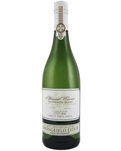 Springfield Special Cuvée Sauvignon Blanc 2016