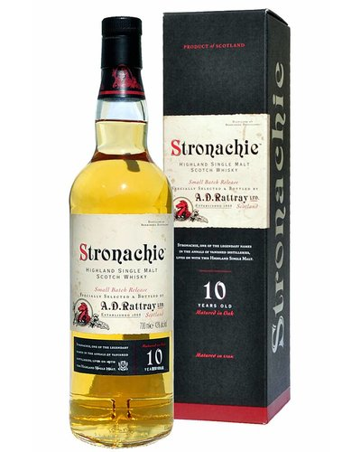 Whisky Stronachie 10 years old