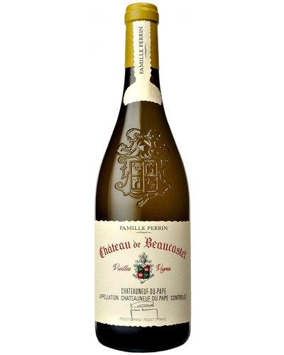Beaucastel Châteauneuf-du-Pape Vieilles Vignes blanc 2014