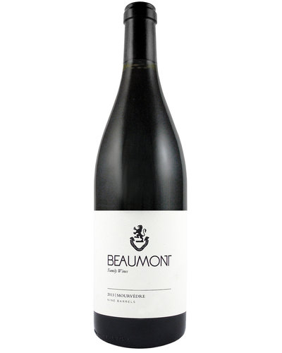 Beaumont Mourvèdre Nine Barrels 2013