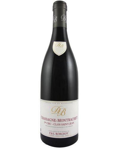 Borgeot Chassagne Montrachet  1er cru Clos St. Jean 2014