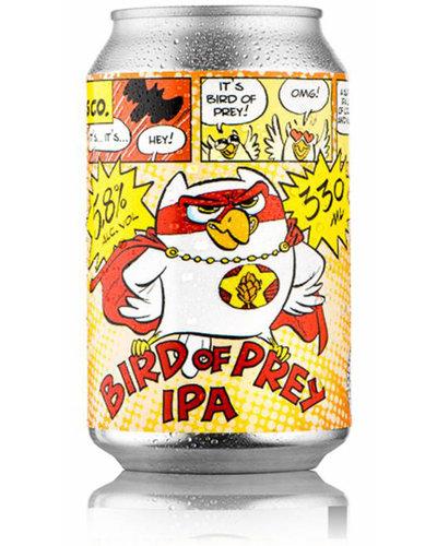 Brouwerij Het Uiltje Bird of Prey IPA