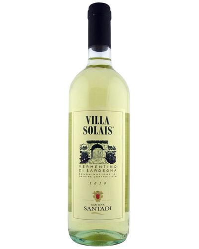 Santadi Villa Solais 2018