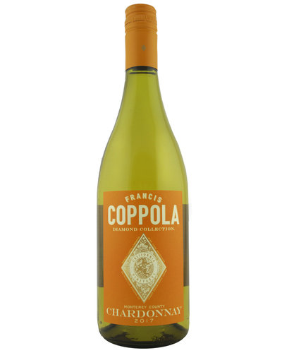 Francis Coppola Diamond Collection 'Gold label' Chardonnay 2018