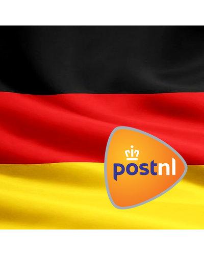 Relatiegeschenken PostNL verzenden Duitsland 1 of 2 vaks kistje