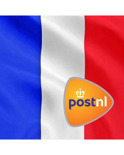 Relatiegeschenken PostNL verzenden Frankrijk 1 of 2 vaks kistje