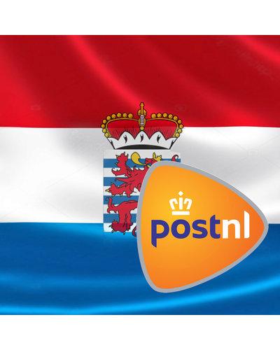 Relatiegeschenken PostNL verzenden Luxemburg 1 of 2 vaks kistje