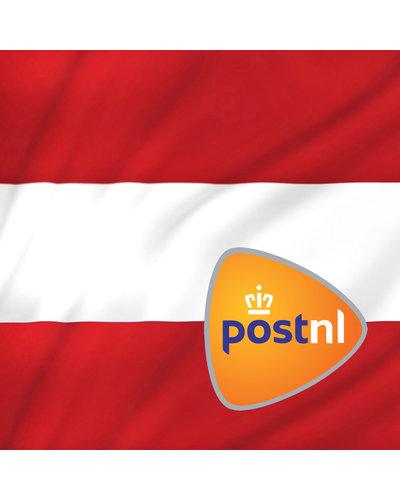 Relatiegeschenken PostNL verzenden Oostenrijk 1 of 2 vaks kistje