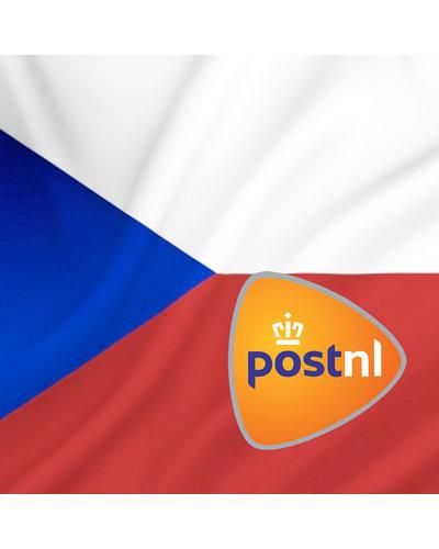 Relatiegeschenken PostNL verzenden Tsjechie 1 of 2 vaks kistje