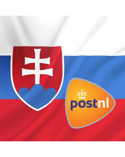 Relatiegeschenken PostNL verzenden Slowakije 1 of 2 vaks kistje
