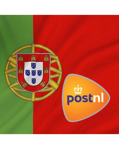 Relatiegeschenken PostNL verzenden Portugal 1 of 2 vaks kistje