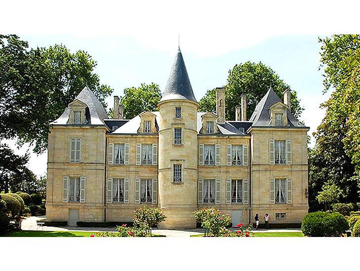Pichon Longueville Comtesse de Lalande