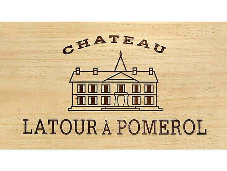 Latour à Pomerol