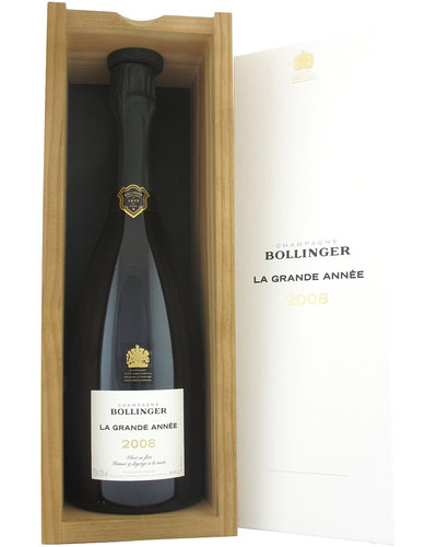 Bollinger La Grande Annee 2008