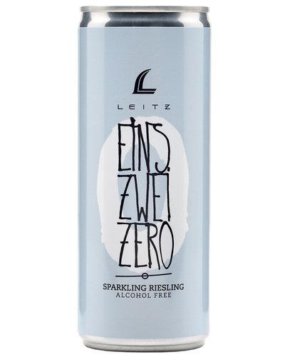 Leitz Eins-Zwei-Zero Sparkling Riesling blik 0,25 ltr