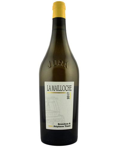 Benedicte & Stephane Tissot Arbois Chardonnay La Mailloche 2018