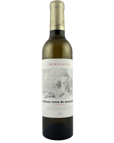 Vignobles Despagne Tour de Mirambeau blanc 0,375 2017