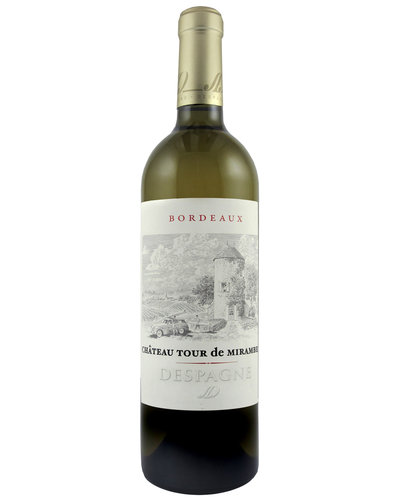 Vignobles Despagne Tour de Mirambeau blanc 2018