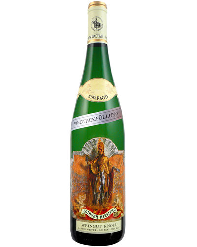 Knoll Riesling Loibner Smaragd Vinothekfullung 2016