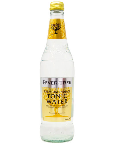 Tonic Fever Tree Indian Tonic 0,5 ltr