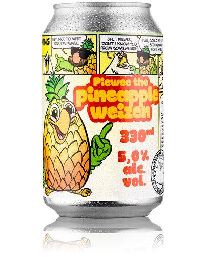 Brouwerij Het Uiltje Pineapple Weizen