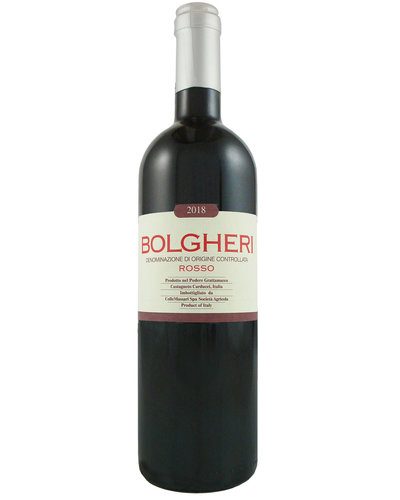 Grattamacco Bolgheri 2019