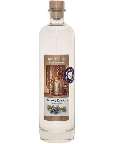 Stokerij Lubberhuizen Betuwe Dry Gin Special Edition  Zwarte Bes