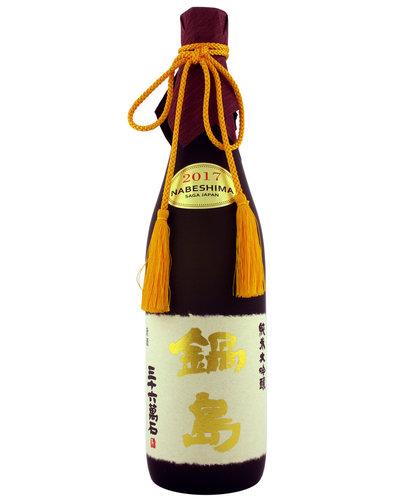 Sake Nabeshima Daiginjo