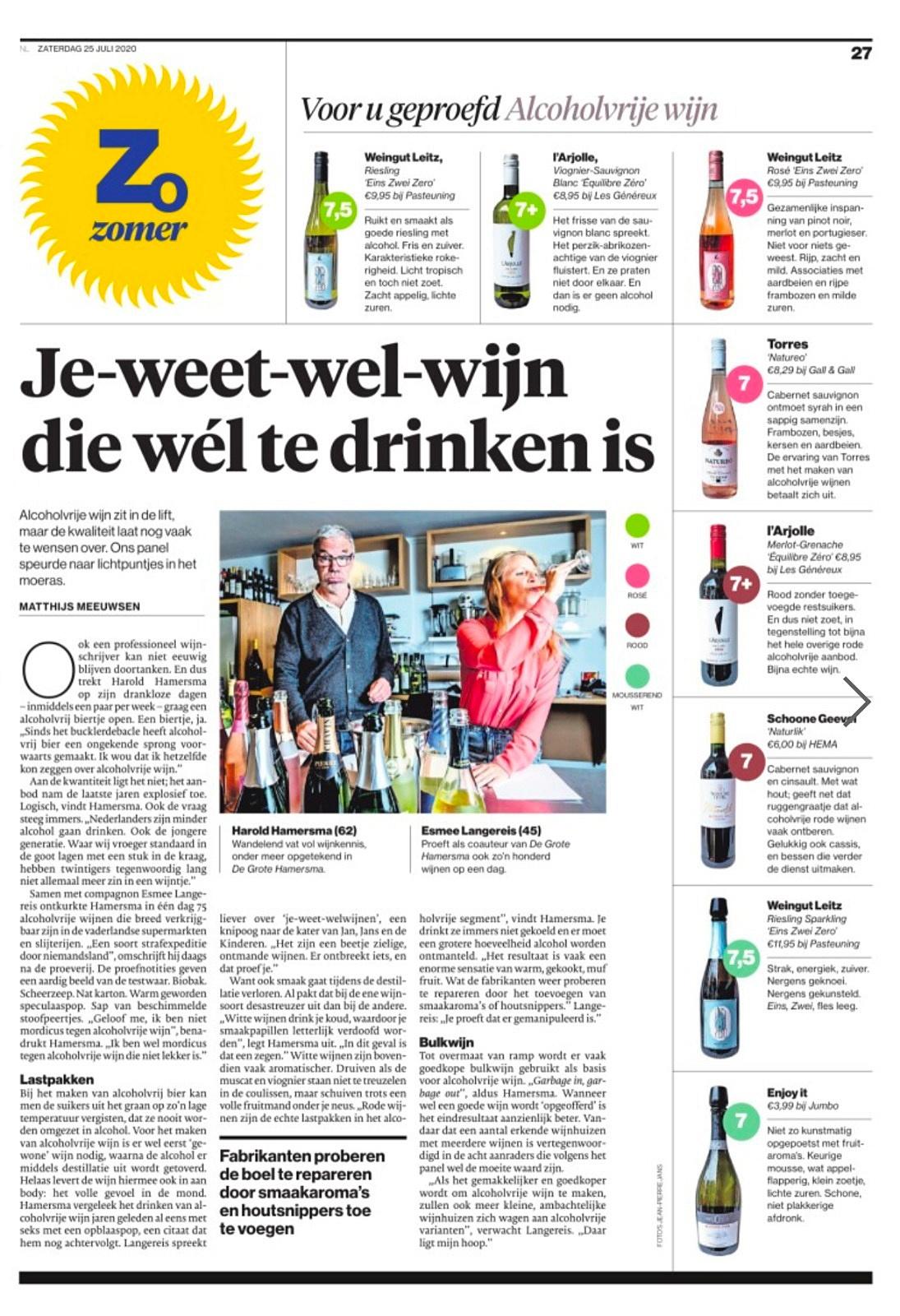Wijntest AD