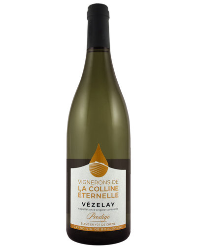 Vignerons de la Colline Éternelle Bourgogne Blanc Prestige Vézelay  2017