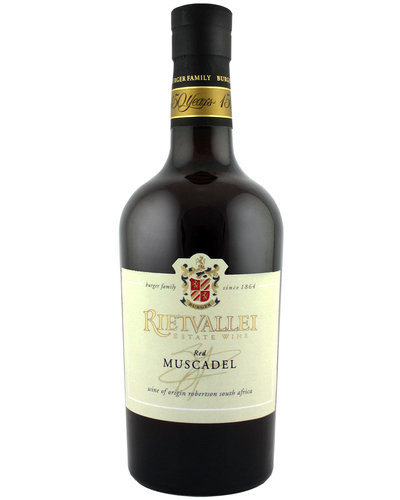 Rietvallei Red Muscadel 2018 0,5