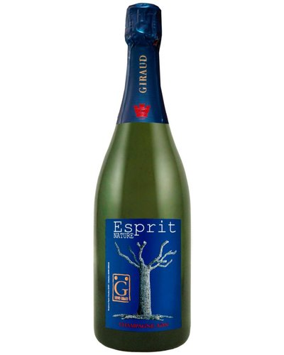 Henri Giraud Esprit Nature Brut  0,375