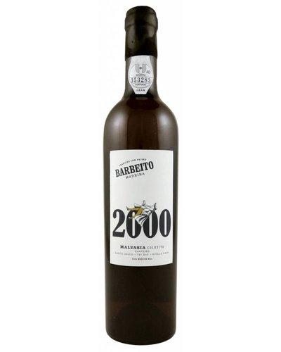 Barbeito Madeira Malvasia Colheita Cask 721d+e 2000 0,50 ltr