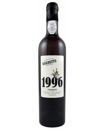 Barbeito Madeira Colheita Cask 409c Meio Doce 1996 0,50 ltr