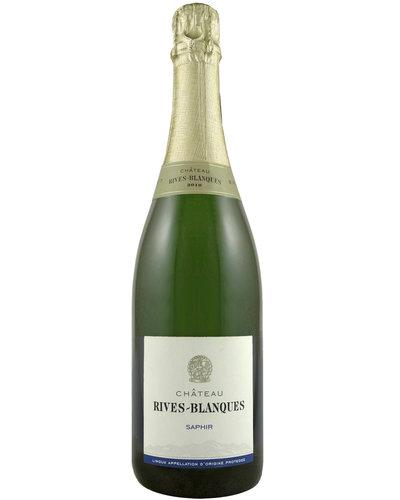 Rives-Blanques Saphir Crémant de Limoux 2016