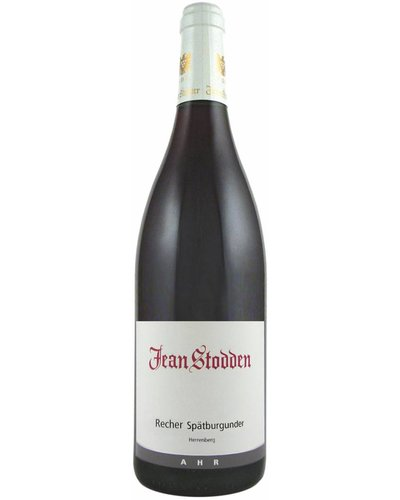 Jean Stodden Recher Spätburgunder 2018