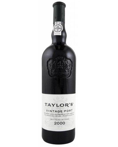 Taylor's Vintage Port 2000 0,375ltr